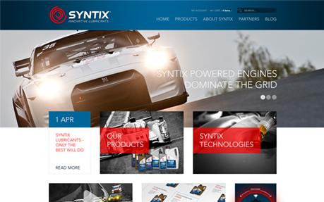 Syntix Lubricants
