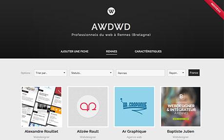 AWDWD : annuaire web 2.0