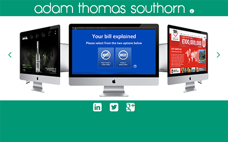 Adam Thomas Southorn