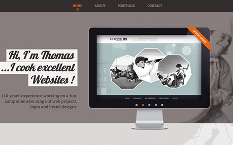Thomas Web Designer Madrid