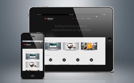 Delicious › Web & Design