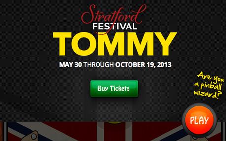 Tommy Pinball