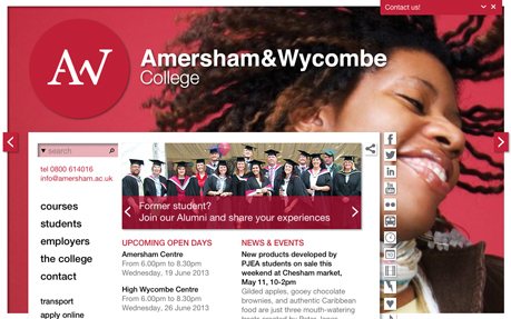 Amersham & Wycombe College