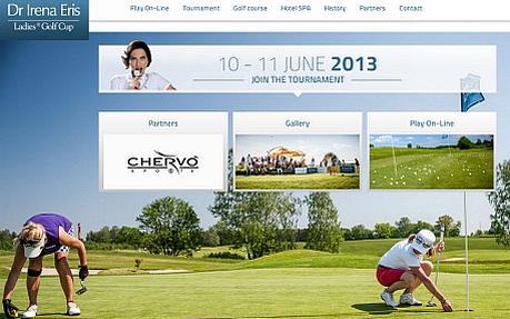 Dr Irena Eris Golf