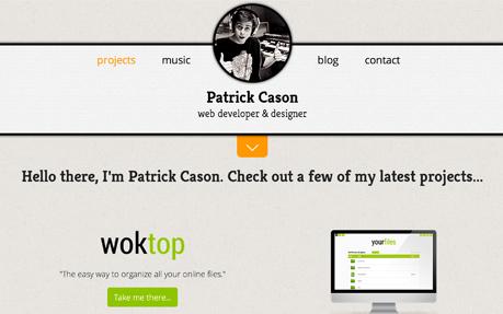 Patrick Cason