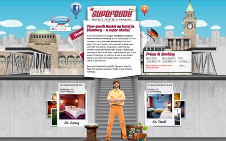 Superbude Hotel Hamburg