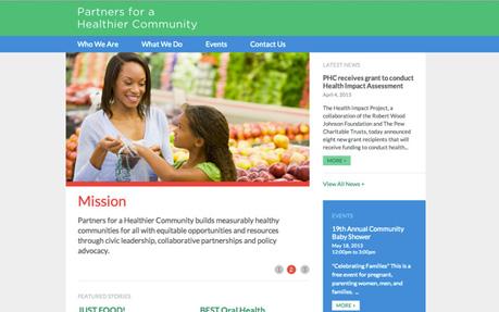 Partners Healthier Community