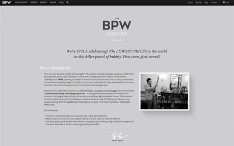 The BPW