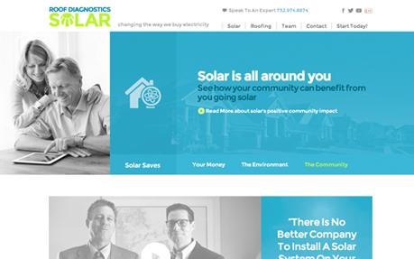 Roof Diagnostics Solar
