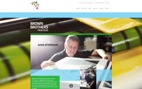 Brown Brothers Printers