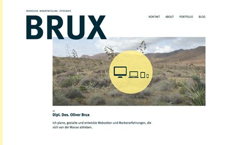 Oliver Brux portfolio