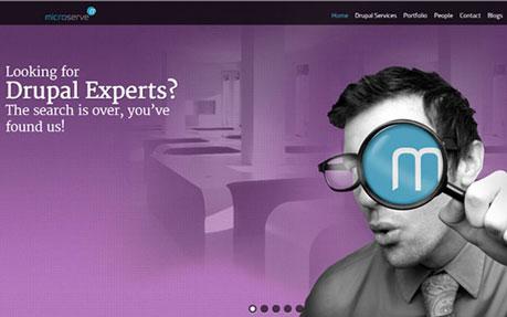 Microserve - UK Drupal Experts