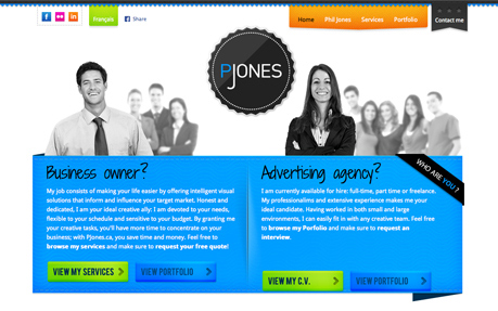 PJones.ca   Your creative ally