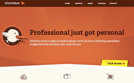 Stickybeak Web Design