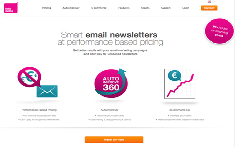 Hellodialog | Email marketing