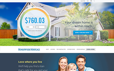 Homeowners Mortgage