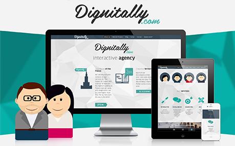 Dignitally.com - Interactive Agency