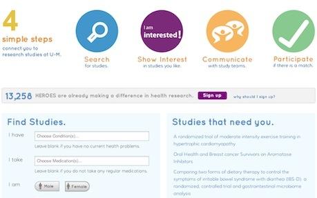UMClinicalStudies.org