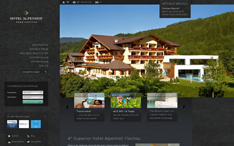 Design & Wellness Hotel Alpenhof