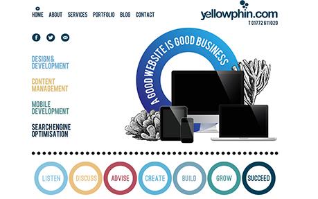 Yellowphin Web Design