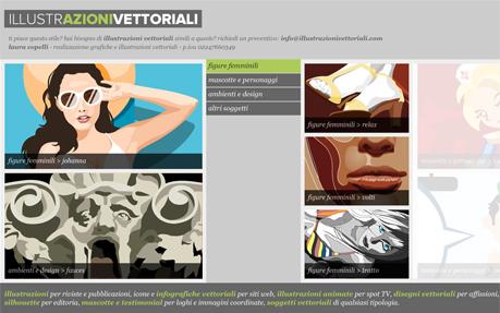 Illustrazioni Vettoriali