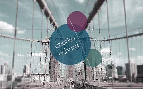 Charles RICHARD - My résumé