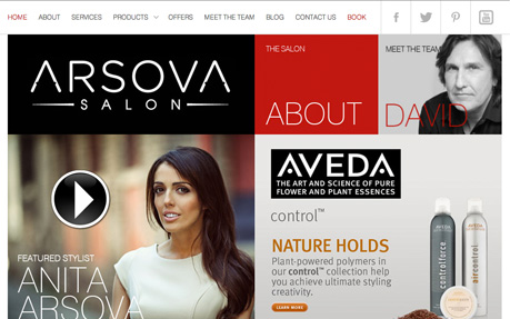 Arsova Salon Chicago
