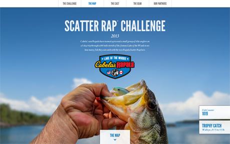 Scatter Rap Challenge 2013