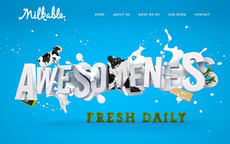 Milkable