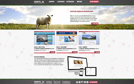 Dorfpixel Webdesign Agentur