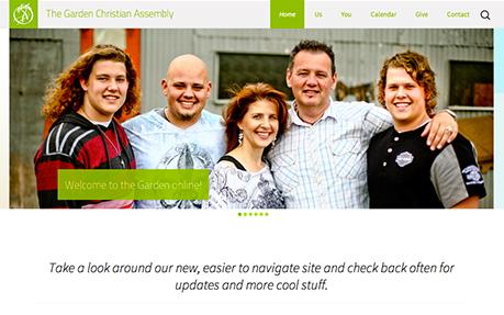 The Garden Christian Assembly