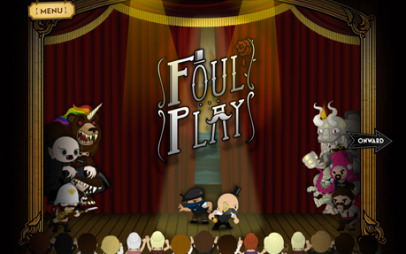 Foul Play game