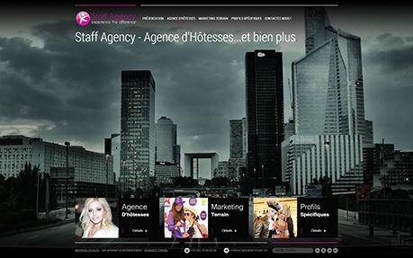 Hotesses Agency Paris