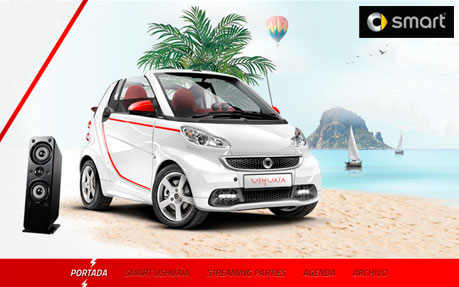 Smart Fot Two Ushuaïa Edition