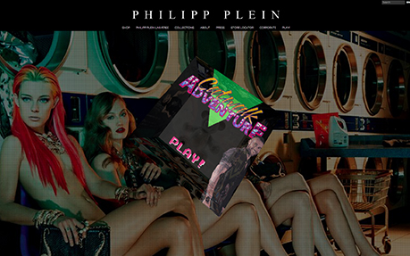 Philipp Plein Website