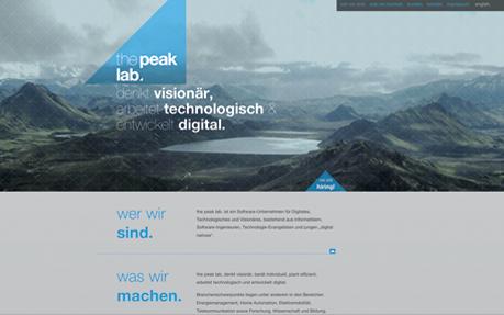 the peak lab.