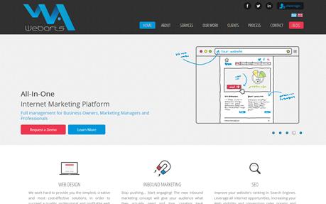Webarts Digital Agency