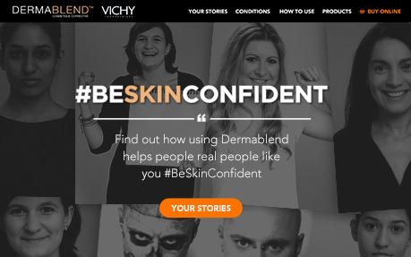 Dermablend - #beskinconfident