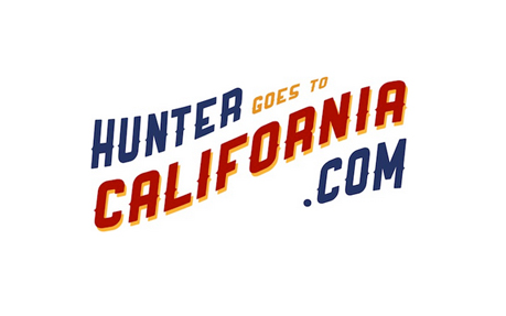 Hunter Goes To California