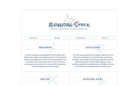 brendanstock.com