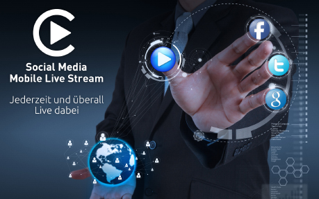 Stream2Go - Anytime and everywhere ... We bring you LIVE ON AIR