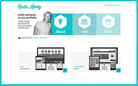 Ruth Kelly's portfolio