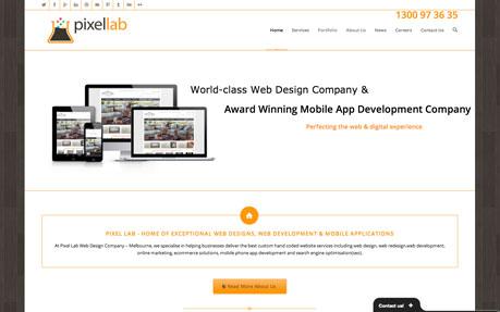 Pixel Lab Web Design Company