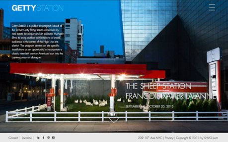 Gettystation - A public art project
