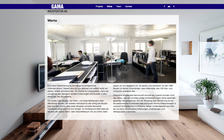 GAMA Architektur AG