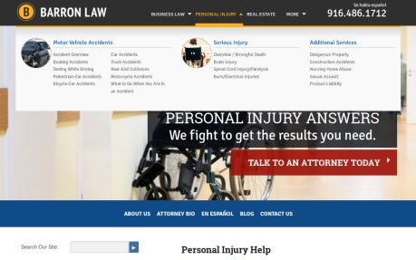 Barron Law Corporation