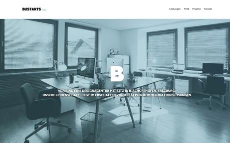 BUSTARTS   Design Agentur
