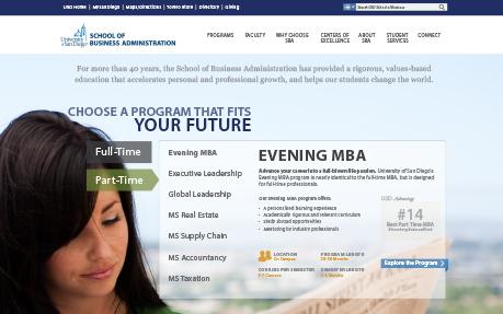 USD - School of Business