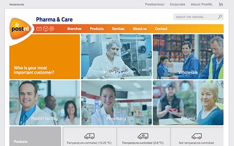 PostNL Pharma & Care