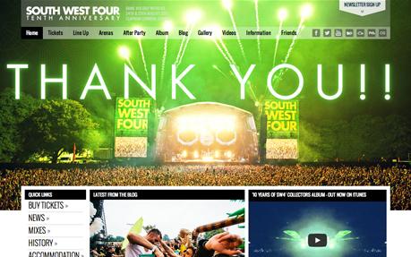 South West Four Festival